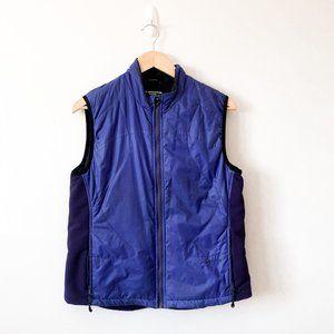 Brooks Blue Shelter Technology Running Vest Sz L